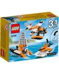 Lego Creator: Хидроплан (31028) - 3t