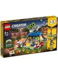 Конструктор 3 в 1 Lego Creator - Fairground Carousel (31095) - 1t
