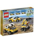 Lego Creator: Бърза кола (31046) - 3t