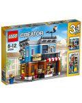 Конструктор Lego Creator - Закусвалня на ъгъла (31050) - 1t