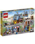 Конструктор Lego Creator - Закусвалня на ъгъла (31050) - 3t