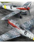 Военен самолет Academy Messerschmitt Bf 109 T-2 (12225) - 2t