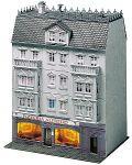 Многоетажна сграда с пицария Alfredo Faller - 2t