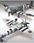Военен самолет Academy Spitfire MK. XIVc (12274) - 2t