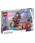Конструктор Lego Disney Frozen - Омагьосаната къща на дърво (41164) - 1t