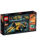 Конструктор Lego Technic - Минен товарач (42049) - 3t