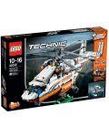 Конструктор Lego Technic - Тежкотоварен хеликоптер (42052) - 1t