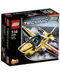 Конструктор Lego Technic - Реактивен самолет (42044) - 1t