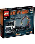 Конструктор Lego Technic - Mercedes-Benz Arocs (42043) - 3t