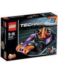 Конструктор Lego Technic - Състезателна картинг кола (42048) - 1t