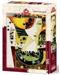 Пъзел Art Puzzle от 500 части - Вятърът, Халук Евитан - 1t