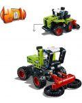 Конструктор Lego Technic - Mini Claas Xerion (42102) - 6t