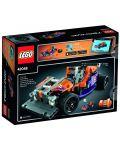 Конструктор Lego Technic - Състезателна картинг кола (42048) - 3t