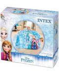 Надуваемо иглу Intex - Замръзналото кралство, с топки - 4t