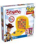 Игра с карти и кубчета Top Trumps Match - Toy Story - 4t
