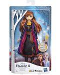 Кукла Hasbro Frozen 2 - Анна със светеща рокля - 1t