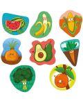 Пъзел GIbsons от 2 x 8 - Плодове и зеленчуци - 2t