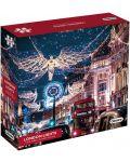 Пъзел Gibsons от 1000 части - Светлините на Лондон - 1t