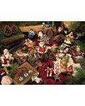 Пъзел Cobble Hill от 275 части - Коледни фигурки - 2t
