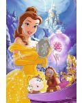 Мини пъзел Trefl от 54 части - Дисни принцеси, асортимент - 2t