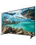 """Смарт телевизор Samsung - 50RU7092, 50"""", 4K UHD LED, черен - 3t"""
