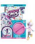 Куклички за сглобяване в капсула Capsule Chix - Ctrl Alt Magic, Серия 1 - 1t
