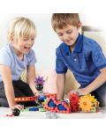 Детски конструктор Learning Resources - Машини в действие - 5t