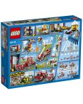 Конструктор Lego City - Пожарна команда (60110) - 3t