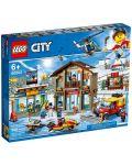 Конструктор Lego City - Ski Resort - 1t