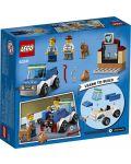 Конструктор Lego City Police - Полицейски отряд с кучета (60241) - 2t