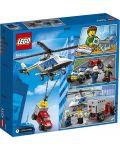 Конструктор Lego City Police - Полицейско преследване с хеликоптер (60243) - 2t
