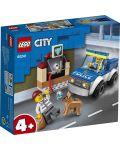 Конструктор Lego City Police - Полицейски отряд с кучета (60241) - 1t