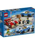Конструктор Lego City Police - Полицейски арест на магистралата (60242) - 2t