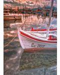 Пъзел Heye от 1000 части - Залез на пристанището в Созопол, България - 3t