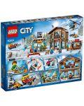 Конструктор Lego City - Ski Resort - 3t