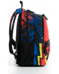 Ученическа раница Mitama Plus - SuperHero + подарък - 3t