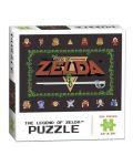 Колекционерски пъзел USAopoly, The Legend of Zelda Classic - 550 части - 1t