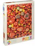 Пъзел D-Toys от 1000 части – Зеленчуци - 1t