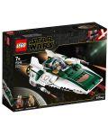 Конструктор Lego Star Wars - Resistance A-wing Starfighter (75248) - 1t