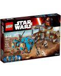 Конструктор Lego Star Wars TM - Сблъсъка на Жаку (75148) - 1t
