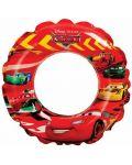 Надуваем пояс Intex - Cars - 1t