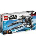Конструктор Lego Star Wars - Black Ace TIE Interceptor (75242) - 1t