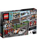 Lego Speed: Porsche 911 GT на финалната линия (75912) - 3t