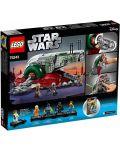 Конструктор Lego Star Wars - Slave l, 20th Anniversary Edition (75243) - 6t