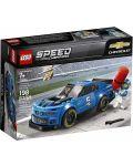Конструктор Lego Speed Champions - Chevrolet Camaro ZL1 (75891) - 1t