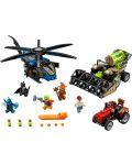 Конструктор Lego Super Heroes - Batman: Жътвата на Плашилото (76054) - 3t