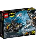 Конструктор Lego DC Super Heroes - Mr. Freeze Batcycle Battle (76118) - 1t