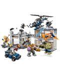 Конструктор Lego Marvel Super Heroes - Avengers Compound Battle (76131) - 3t