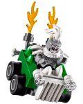Конструктор Lego Super Heroes – Mighty Micros: Жената чудо™ срещу Думсдей™ (76070) - 4t
