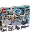 Конструктор Lego Marvel Super Heroes - Avengers Compound Battle (76131) - 6t